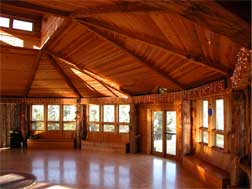 starhouse interior