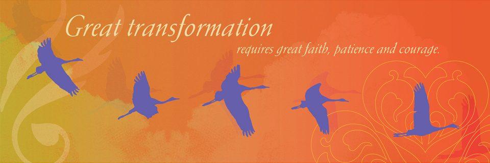 Great Transformation header